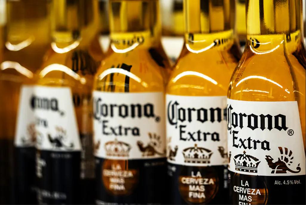 Corona short squeeze